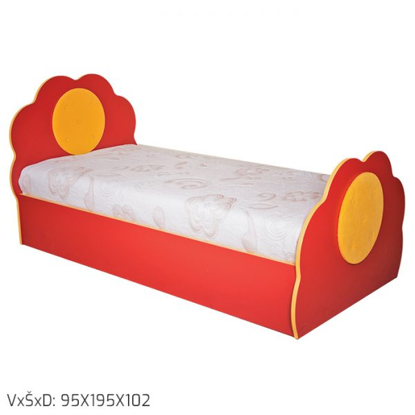 Dečiji krevet Cvetić