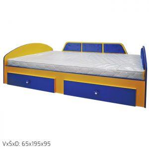 Dečiji krevet Nodi
